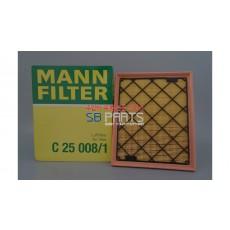 에어크리너(MANN C25008/1) FORD / 5243186
