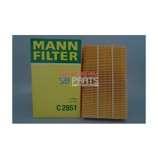 에어크리너(MANN C2851) BMW mini cooper / 13721491749