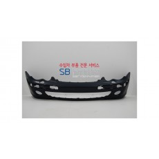 벤츠 C클래스(W203) 전범퍼 대체부품/ 애프터부품/ 2038853125